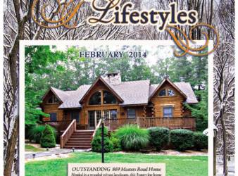 Properties and Lifestyles Magazine. February 2014